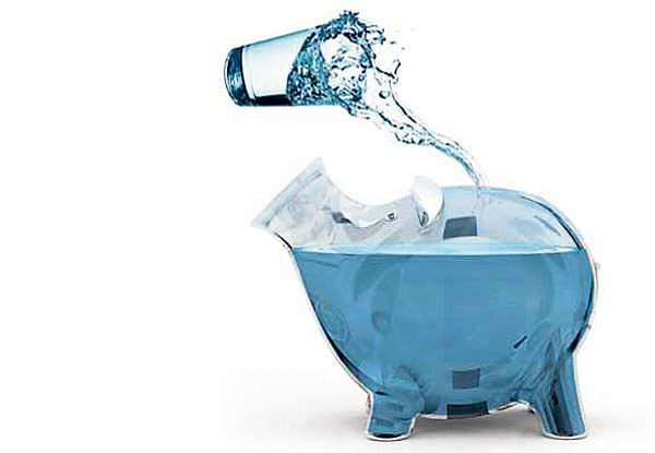 C mo ahorrar dinero m s de 100 trucos para ahorrar en for Cosas para ahorrar agua