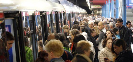 Abono Metro Madrid para desempleados