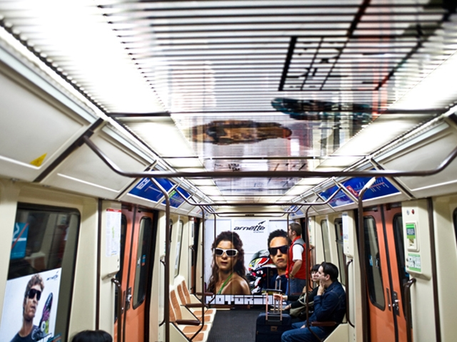 Abono joven Metro de Madrid 2016