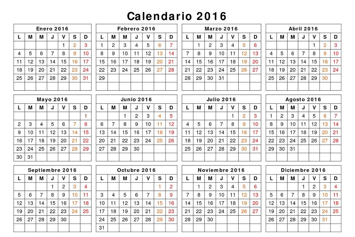 Calendario 2016 laboral valencia blog de opcionis for Calendario 2015 ministerio del interior