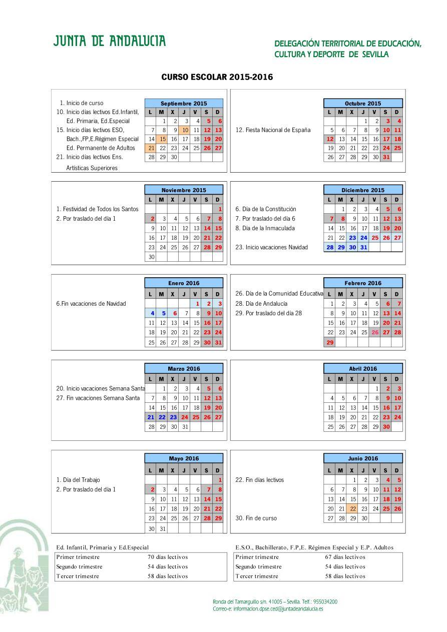 calendario laboral 2017 sevilla blog de opcionis