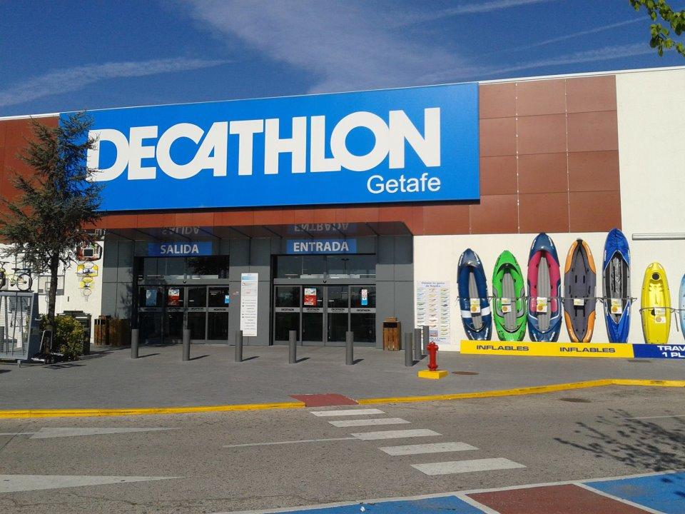 C mo trabajar en decathlon blog de opcionis for Trabajar en decathlon madrid