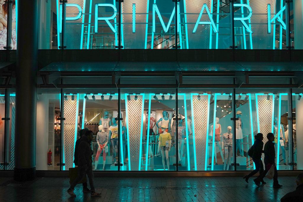C mo trabajar en primark blog de opcionis for Oficinas primark madrid
