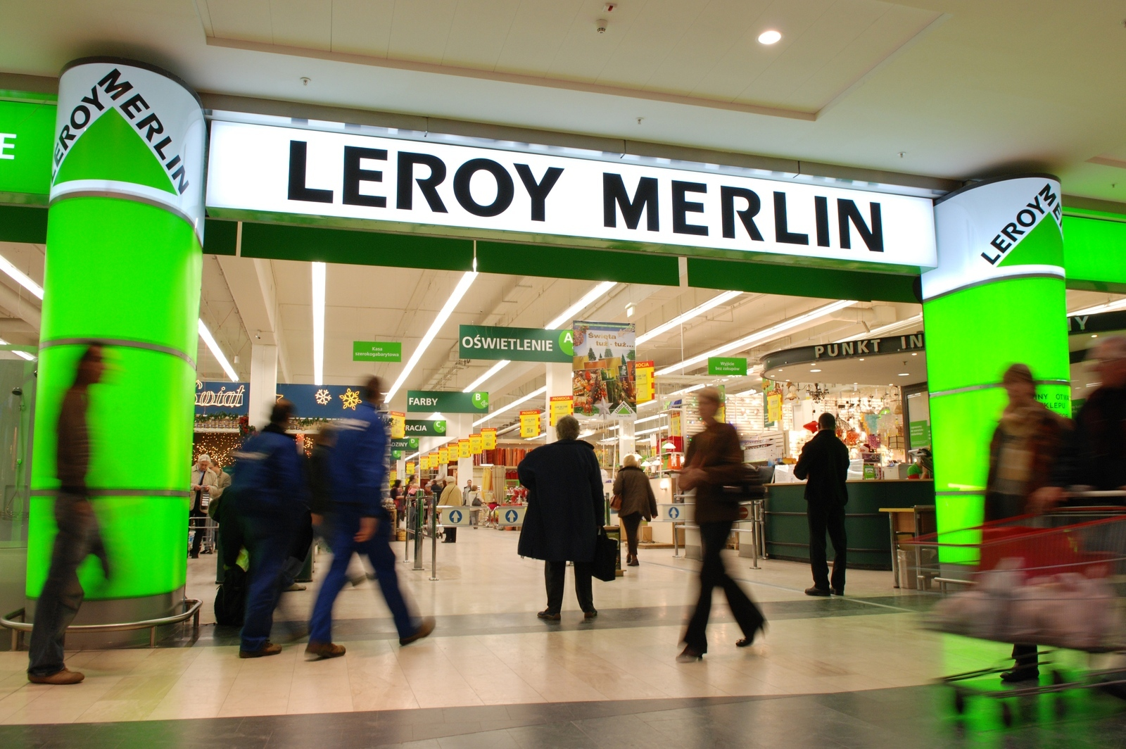 Leroy merlin blog de opcionis for Leroy merlin contacto