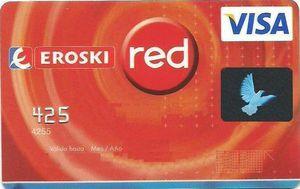 Tarjetas De Fidelizacion Tarjeta Eroski Red Caracteristicas