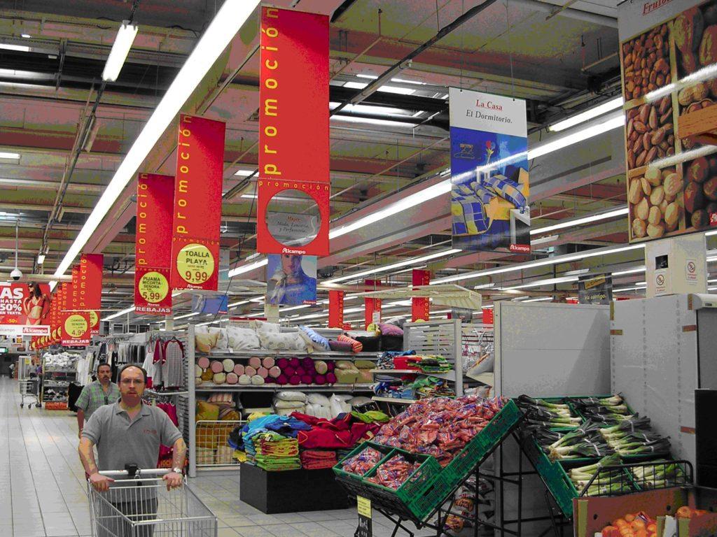 Alcampo horario supermercado alcampo blog de opcionis - Precios electrodomesticos alcampo ...