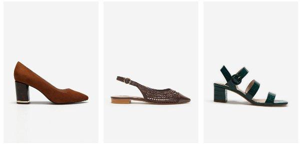 rebajas cortefiel verano 2021 zapatos mujer