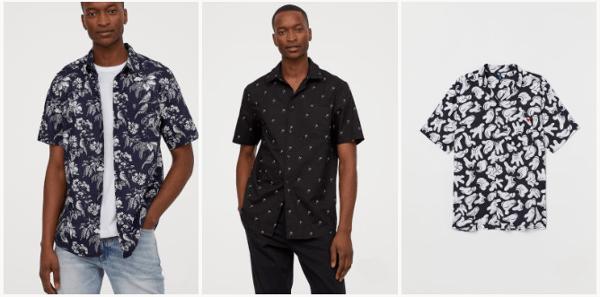 rebajas hym verano 2021 camisas
