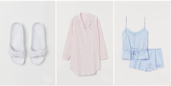 rebajas hym verano 2021 ropa dormir mujer
