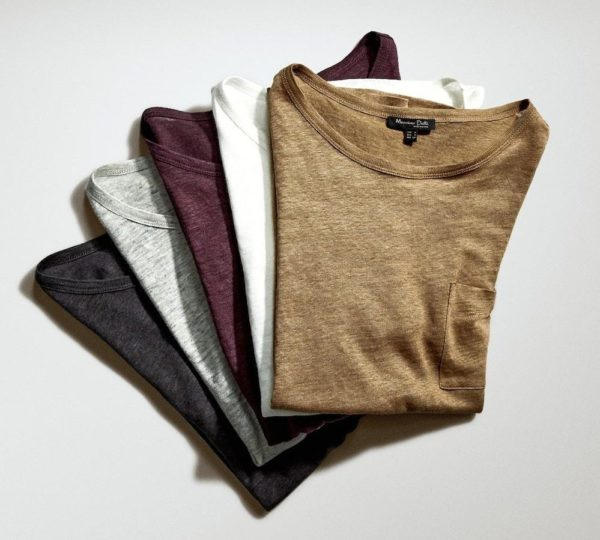 rebajas massimo dutti camisas camisetas