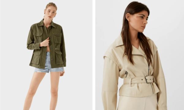 rebajas verano 2020 stradivarius chaquetas