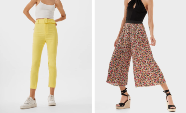 rebajas verano 2021 stradivarius pantalones
