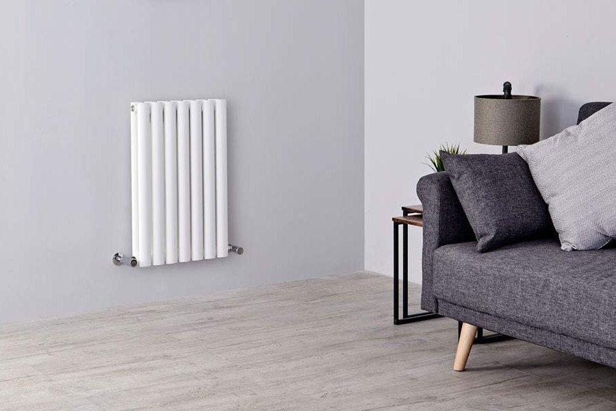 Mejores radiadores de agua para comprar Radiador de diseño Revive horizontalde Milano