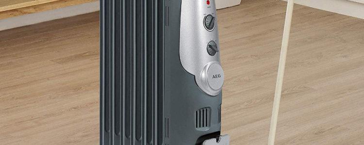 Radiador de aceite AEG RA 5520