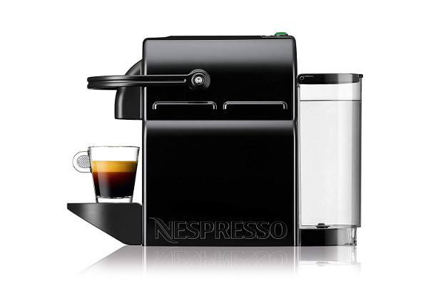 Mejores cafeteras de cápsulas: Nespresso De'Longhi Inissia